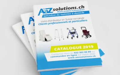 Notre catalogue 2019, sous sa nouvelle forme !